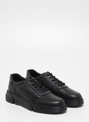 F By Fabrika Erkek Siyah Ayakkabı SPENCER Siyah